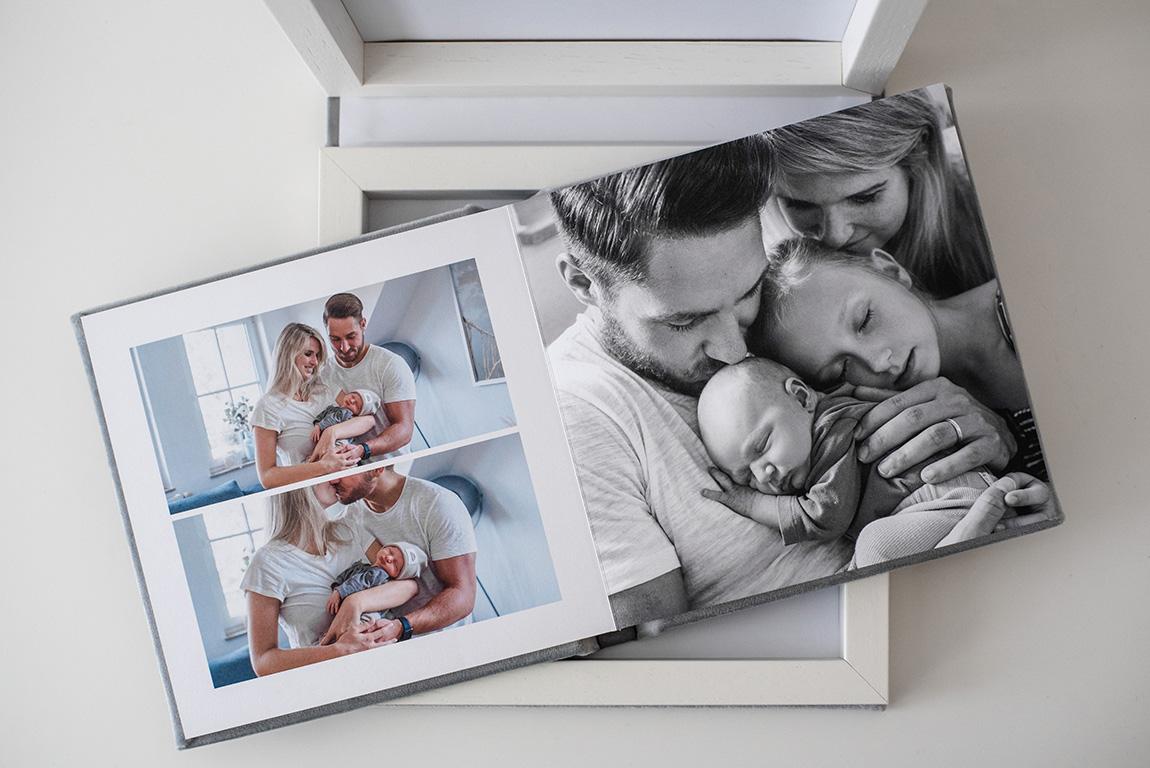 Fotoalbum für Baby und Schwangerschaft, Fotobuch, Fotogeschenke, Fotoshooting in Leipzig, Markkleeberg und Halle