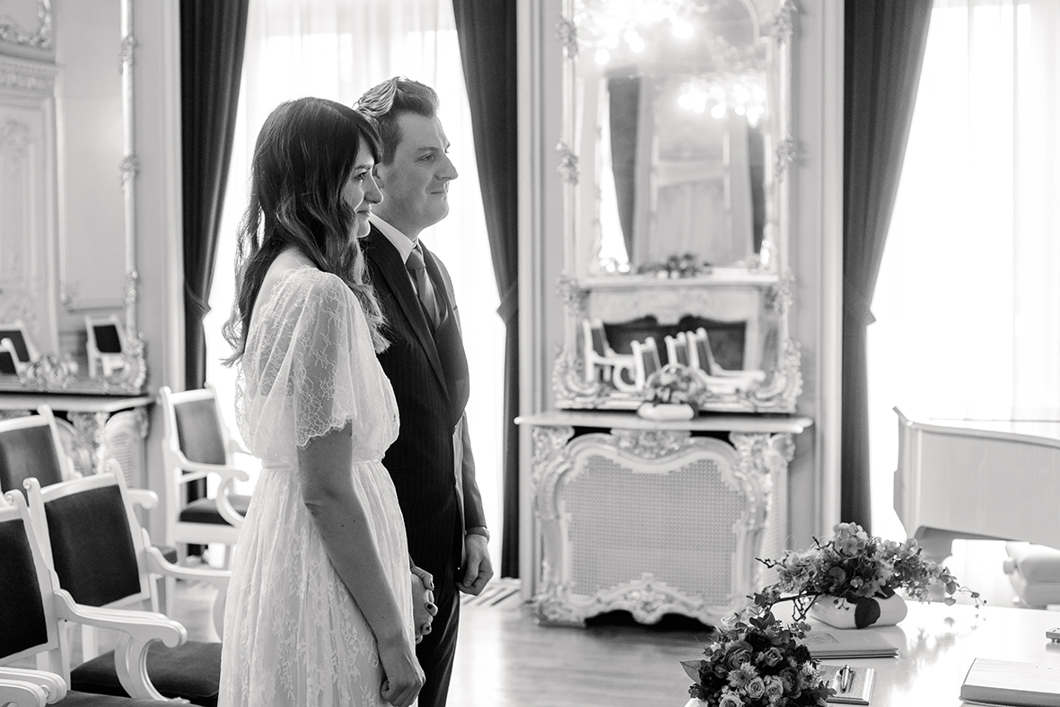 Heiraten in Markkleeberg im Weißen Haus mit natürlichen Hochzeitsfotos, Hochzeitsfotograf in Leipzig und Umgebung