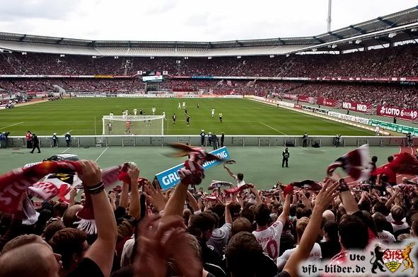 Am Samstag werden rund 15.000 Mitreisende Fans aus Stuttgart erwartet. (Foto: vfb-bilder.de / mit freundlicher Genehmigung)