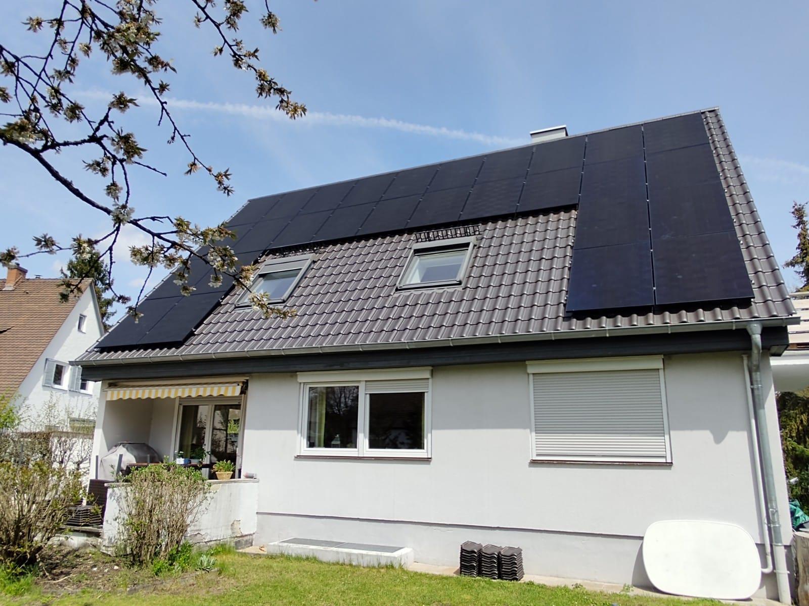 Solar Photovoltaik Stadt Erlangen
