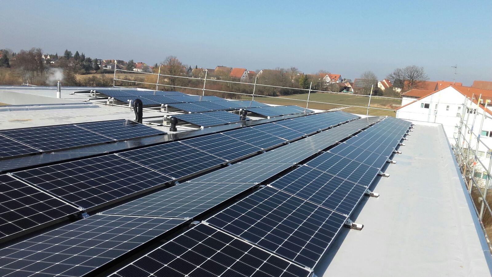 Landkreis Forchheim will Sonnenenergie verstärkt nutzen