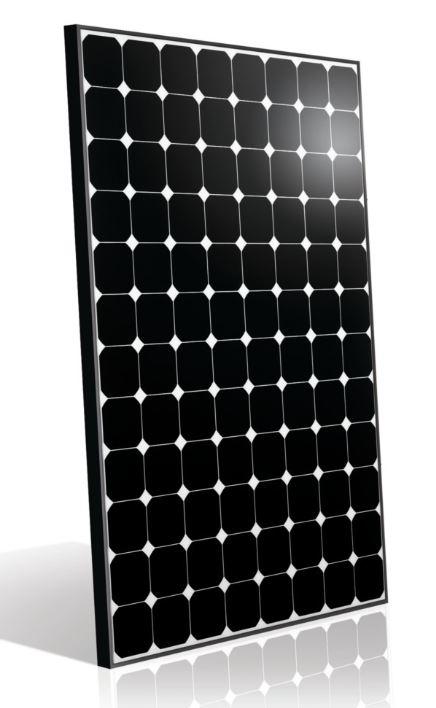 2019 wird das Solarjahr in Deutschland - SunPower Solarmodul mit 400 Watt und dazu den Tesla Powerwall Speicher