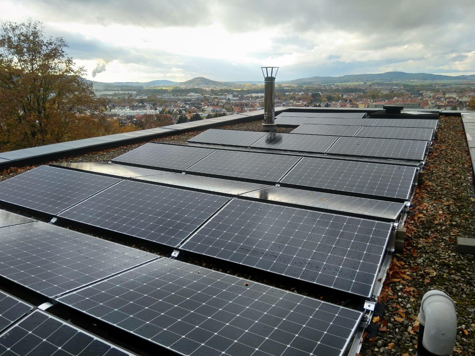Solarpflicht in Bayern