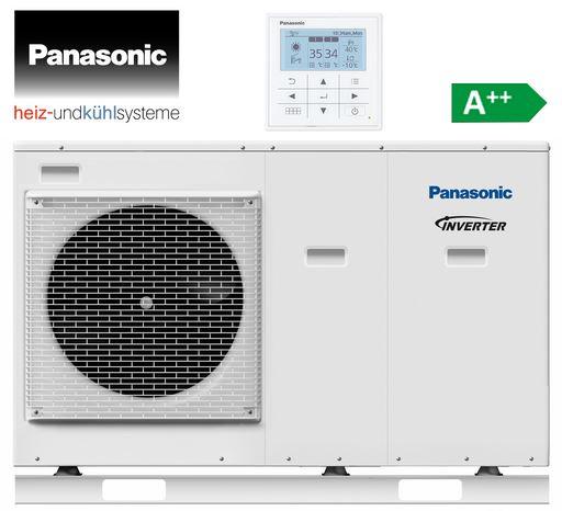 Panasonic universal schluesselfertig Heizung