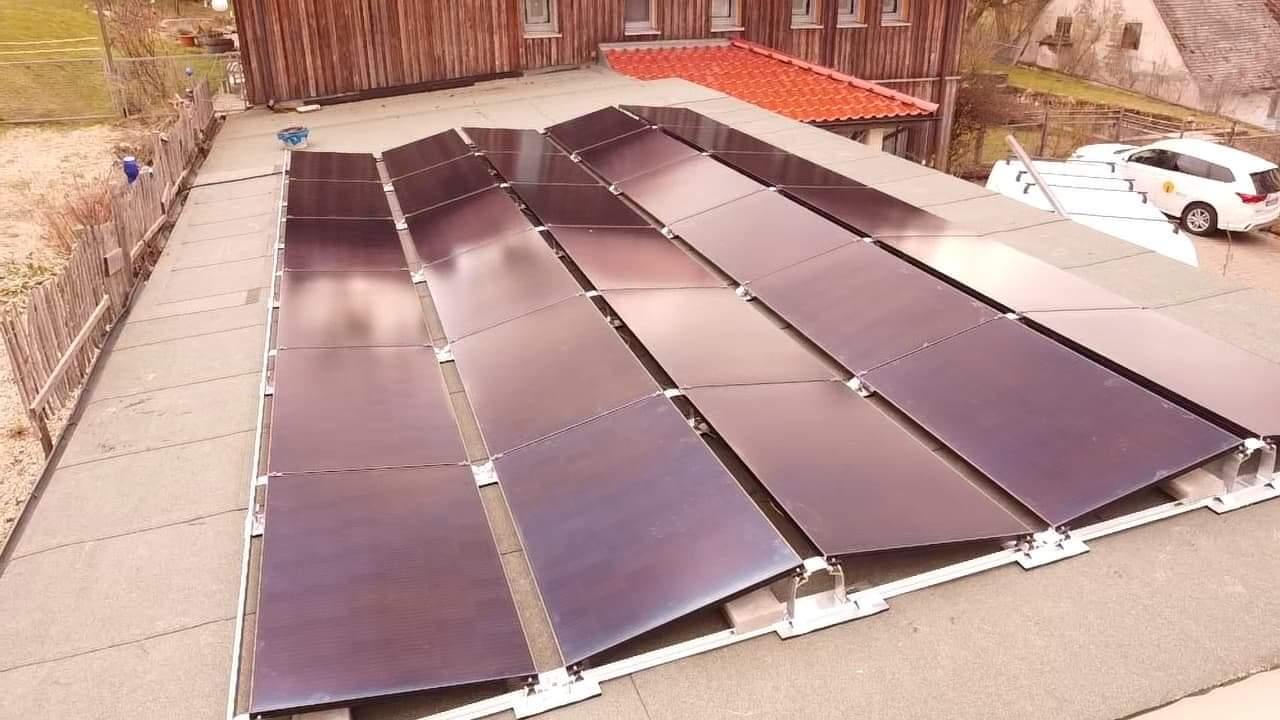 Warum sollte ich in eine Photovoltaikanlage investieren?