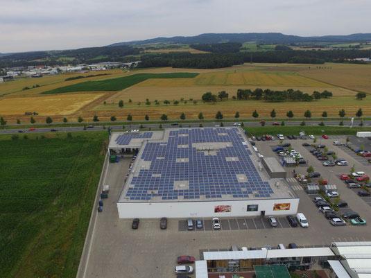 Solaranlagen für Firmen