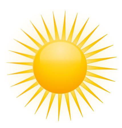 Die Sonne liefert umweltfreundliche Energie