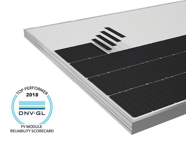 SunPower Solar PERC Technik