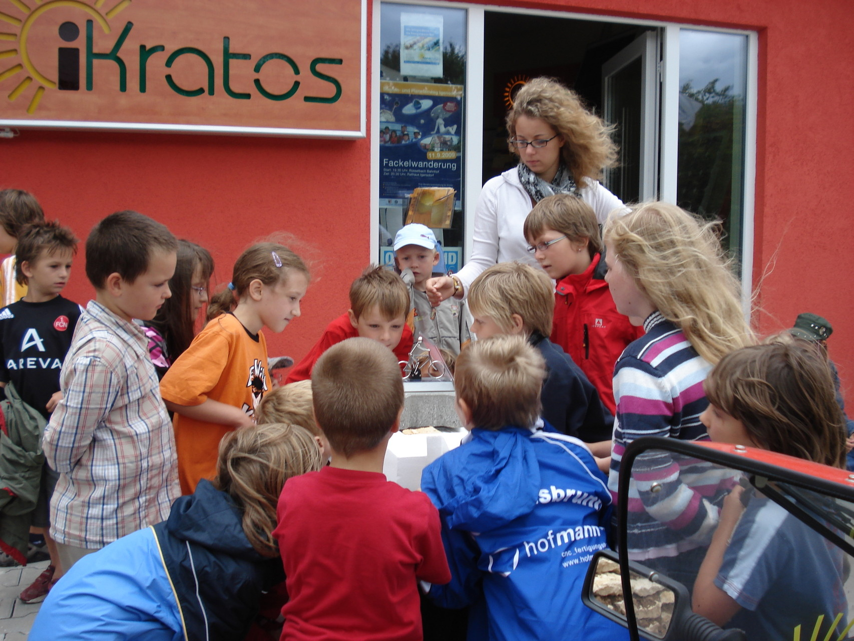 Kinderferien bei iKratos