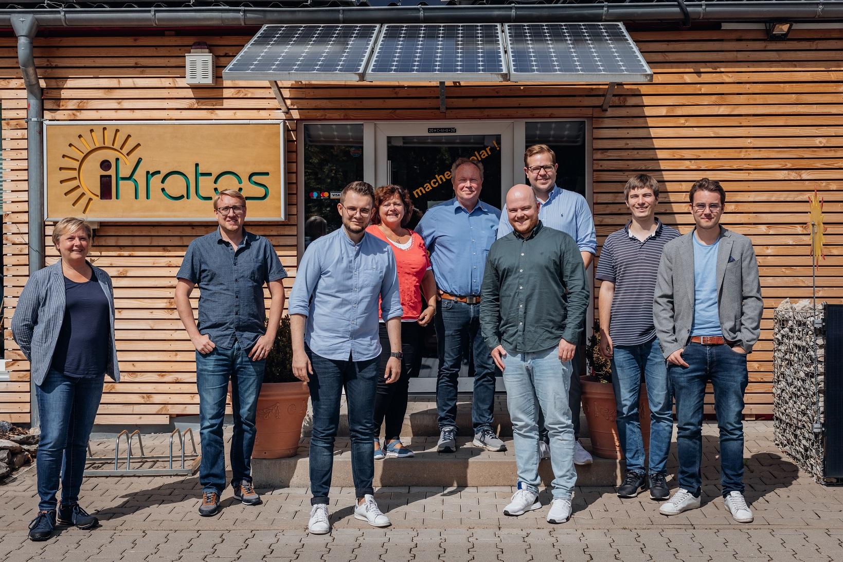 Junge Liberale Bayern zu Gast bei iKratos