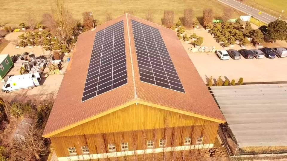 Cloudstrom für Solar Photovoltaik