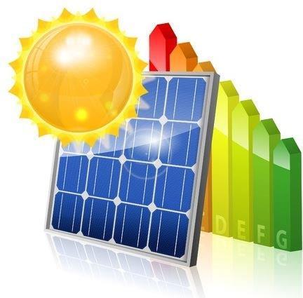 Solaranlage spart Stromkosten und Energie