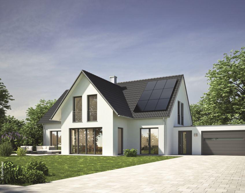 SunPower SunPremium Solar