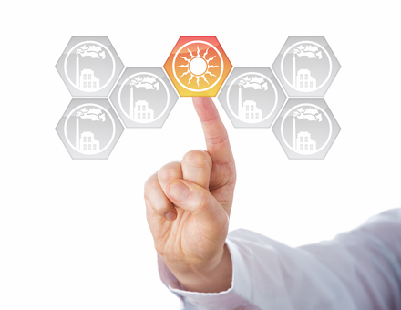 Foerderung fuer Photovoltaik - Zuschuss fuer Solarstrom Anlagen