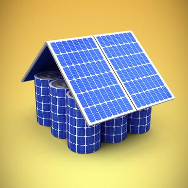 Siemens Solarstrom Photovoltaik Batterie Speicher