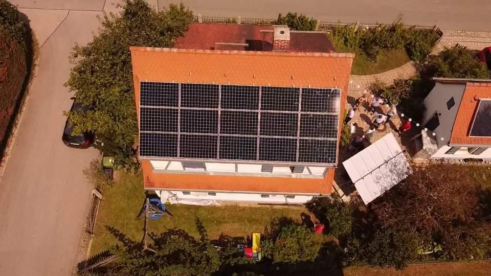 Gemeindewerke Wendelstein Photovoltaik