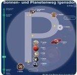 Initiator des Sonnen-und Planetenweges Igensdorf