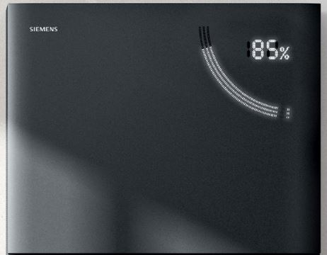 Die Junelight Smart Battery - made by Siemens