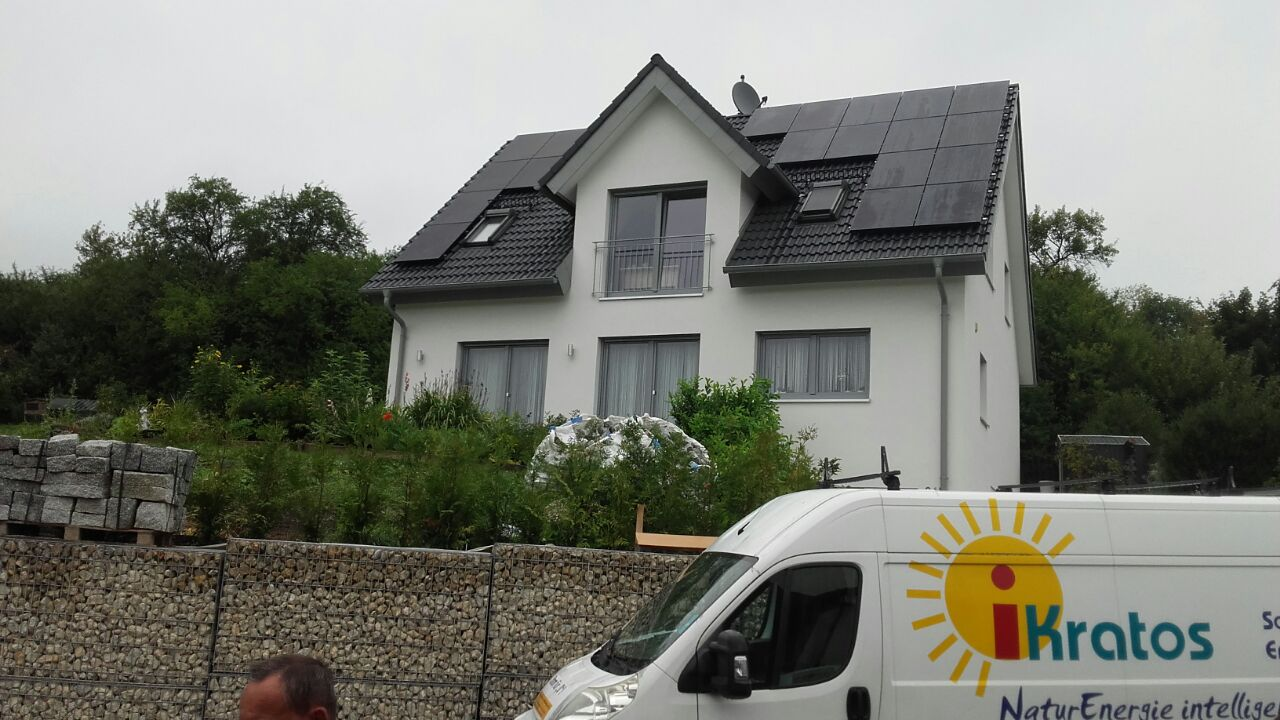 Elektro-Installation Elektriker Solar in Forchheim Bamberg Bayreuth Neumarkt Amberg Lauf Pegnitz