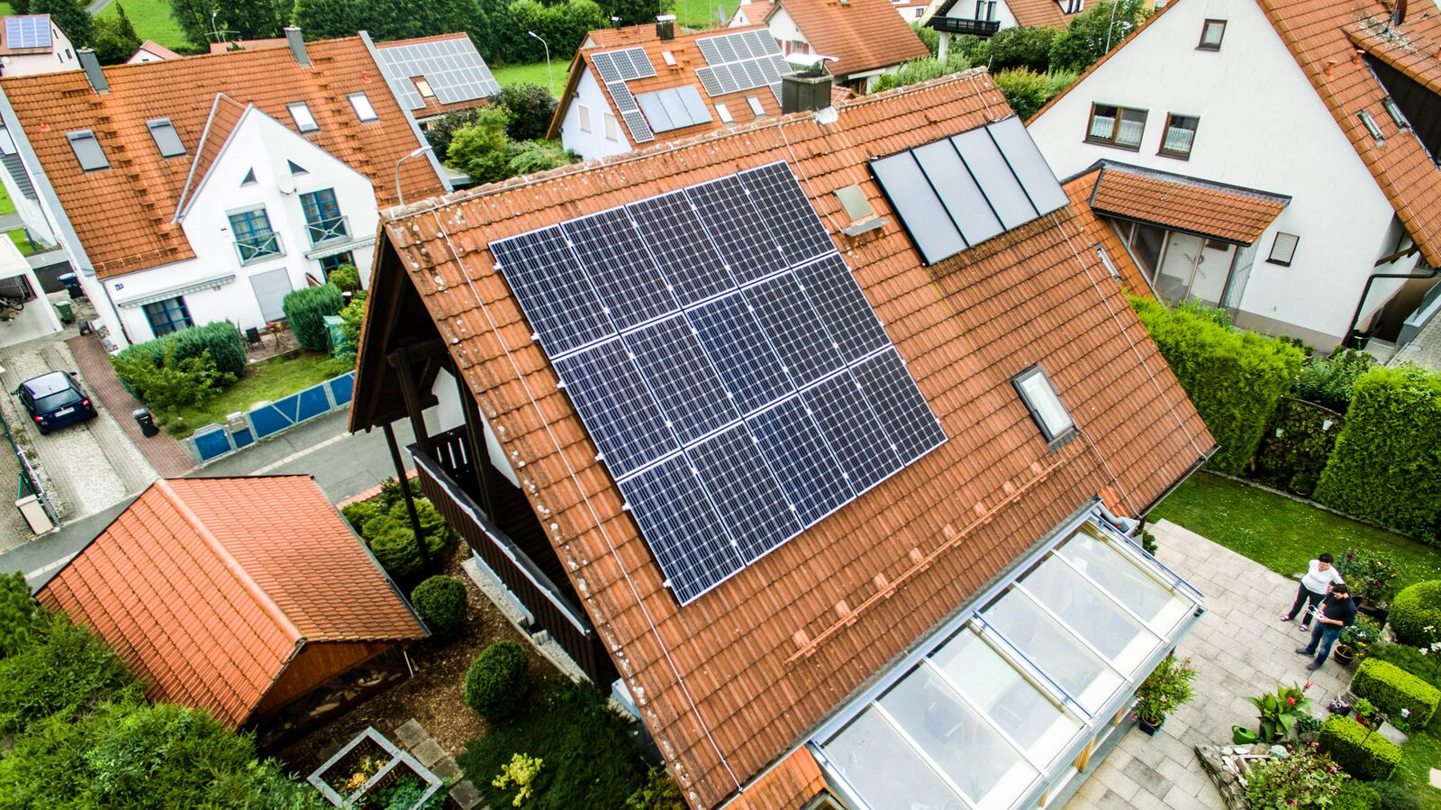 Wärmepumpe Erdwärme und Solar in Neunkirchen am Sand und Schnaittach Simmelsdorf und Hüttenbach