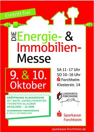 Energie- und Immobilienmesse Forchheim 2021