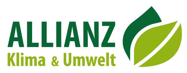 Bild: Offizielles Logo für Mitglieder der Allianz Klima & Umwelt