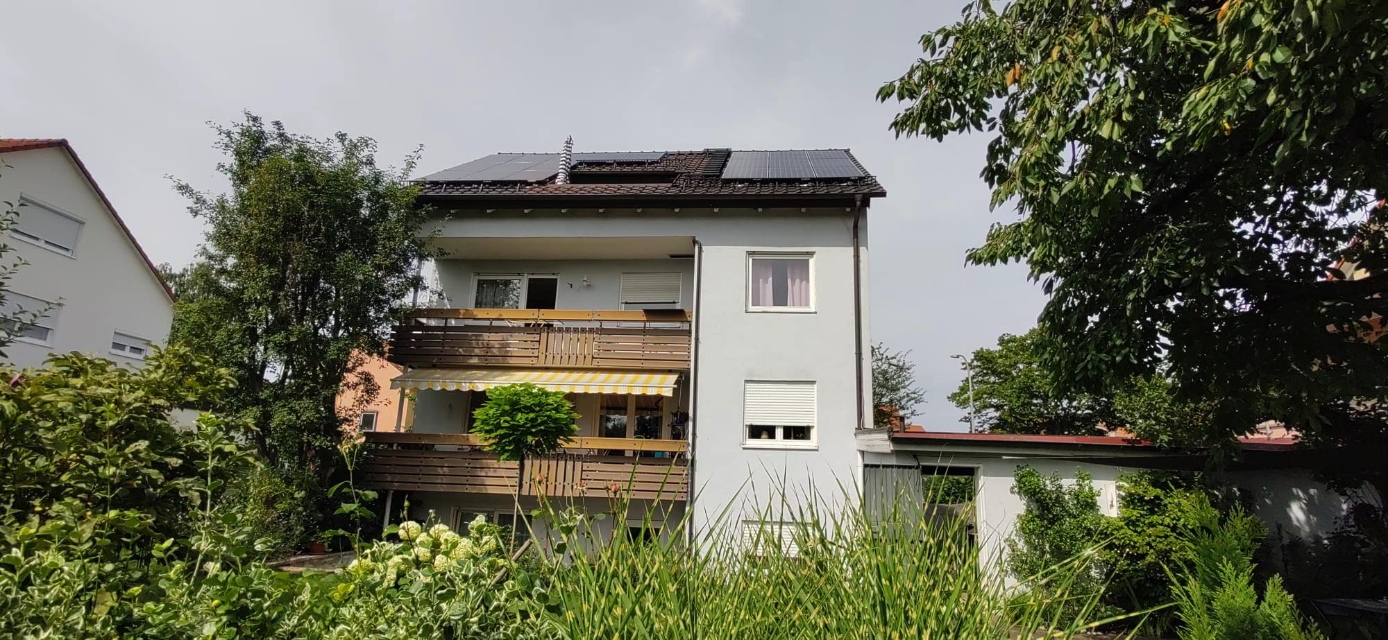 Igensdorf Gräfenberg Eckental Heroldsberg und Lauf an der Pegnitz setzt auf Wärmepumpe und Solaranlagen