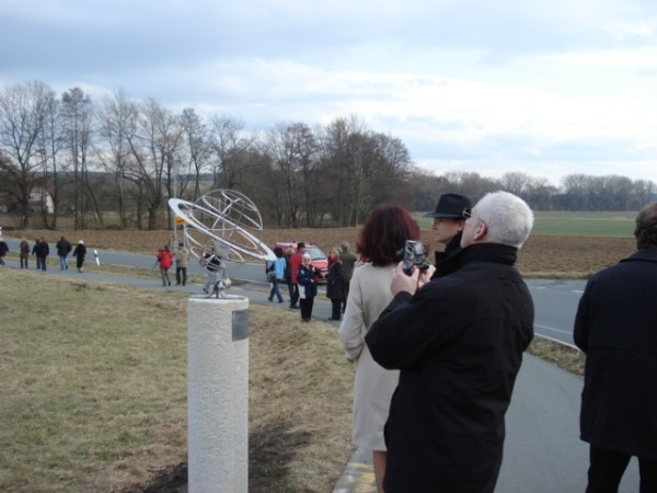 Der Sonnen und Planetenweg in Igensdorf