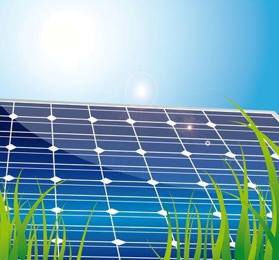 Aquaponic mit umweltfreundlicher Solar-Photovoltaik betreiben