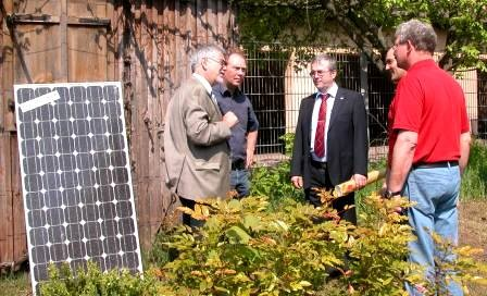 Berufsschule Forchheim Solarprojekt