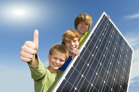 Solarstrom Selbstbau Anlagen