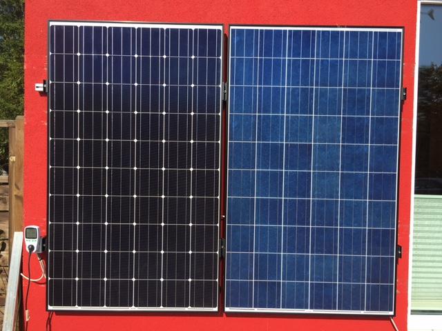 solarmodule vergleich photovoltaik module im test. Black Bedroom Furniture Sets. Home Design Ideas