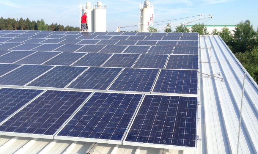 photovoltaik solaranlagen auf superm rkte b rogeb ude einkaufscenter und ver und. Black Bedroom Furniture Sets. Home Design Ideas