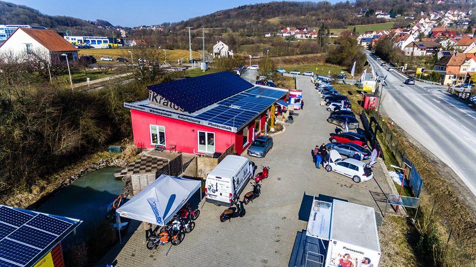 Tiny Büro - Tiny House mit Solar