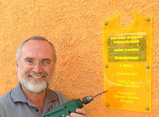 Kinderhaus Solarprojekt in Guatemala