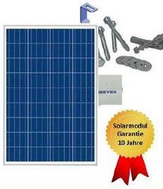 Mikro-Photovoltaikanlagen