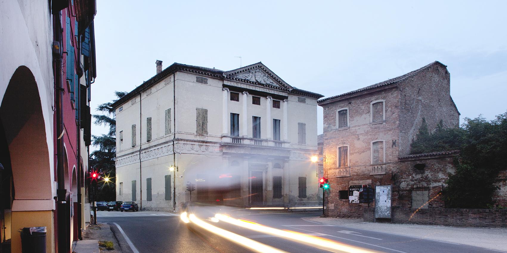 Villa Pisani.
