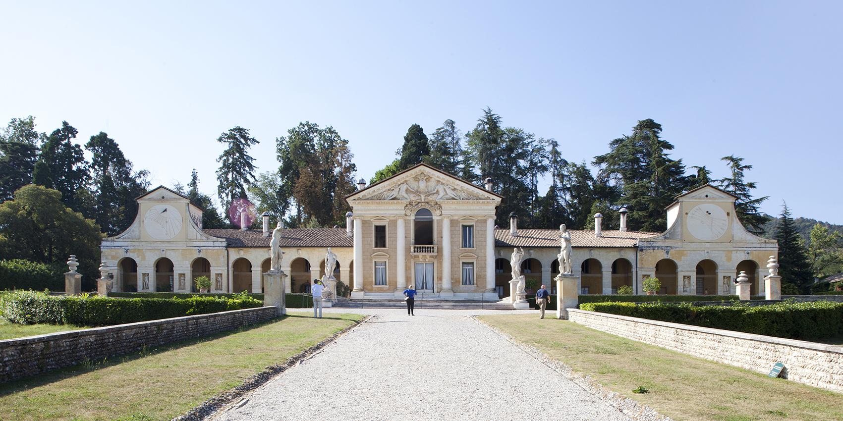 Villa Barbaro.