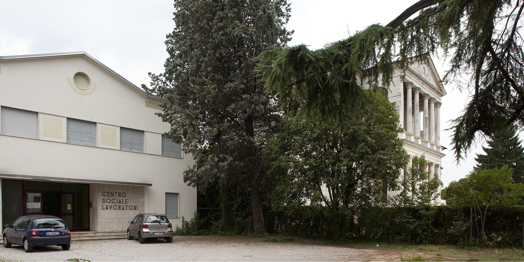 Villa Cornaro.