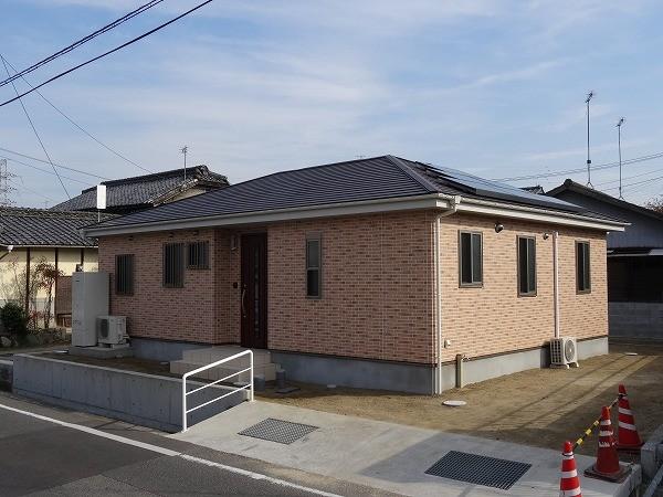 (愛媛県)株式会社藤工務店 様の施工