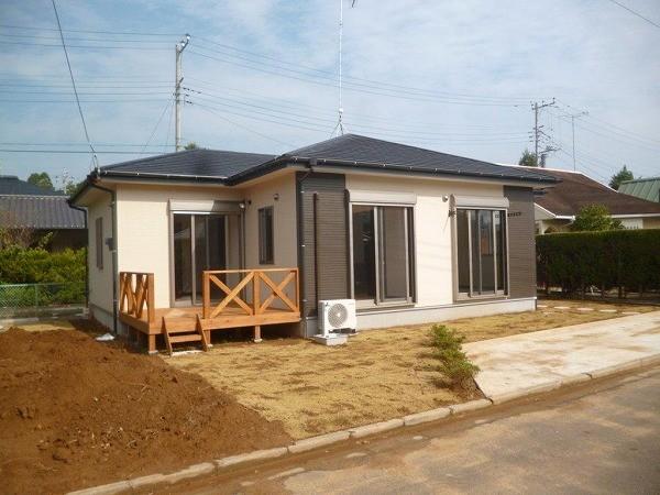 (茨城県)大和ハウジング株式会社 様の施工
