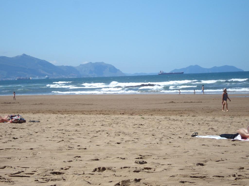 Plentzia ist ein sehr schöner Vorort mit ruhigem Strand