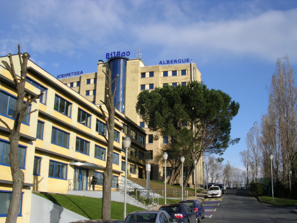 Das ist die einzige Jugendherberge in Bilbao, die eine günstige Unterkunft bietet