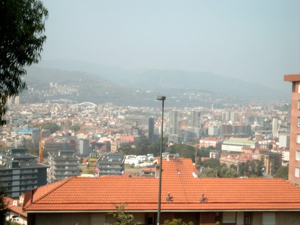 Blick über den Stadtteil Deusto