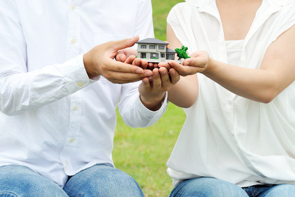 住宅の移転
