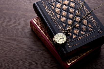 被相続人の日記と時計