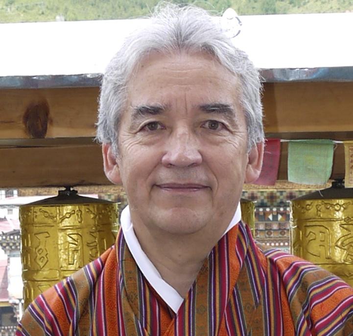 Tho Ha Vinh: Gross National Happiness in Bhutan. Photo: Tho Ha Vinh.