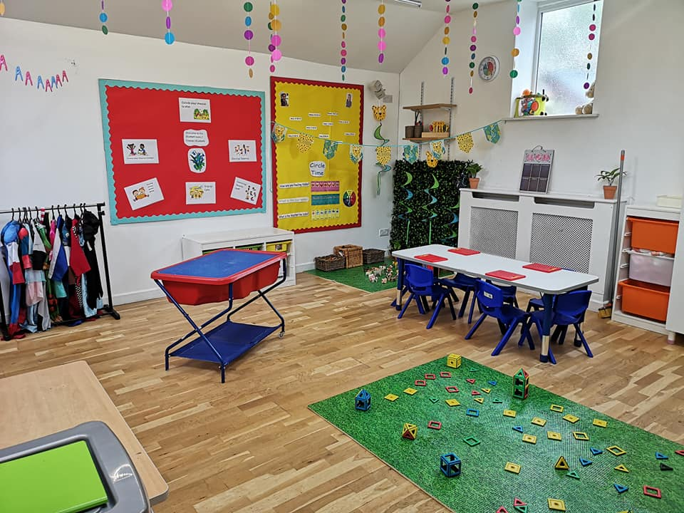 highly recommended quality childcare for babies and toddlers in Aberystwyth