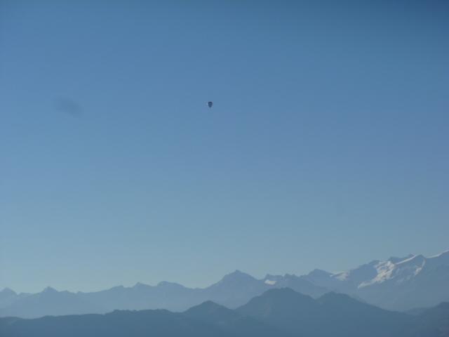 Nicht nur für Kletterer ein perfekter Tag