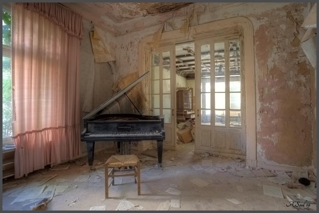 Das Musikzimmer